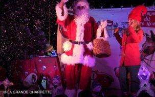 Venue de Notre Père Noel